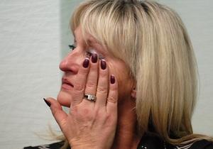 Жена Луценко: Руководитель и исполнитель этого судилища - пацан конкретный
