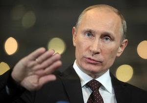 Путин обещает Америке симметричный ответ на список Магнитского