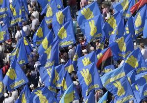 В Кнессете обеспокоены  клеветой и угрозами ВО Свобода в адрес еврейского и русского населения Украины