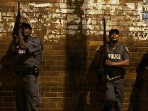 В ЮАР восемь грабителей погибли при нападении на мясной магазин