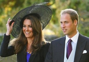 В Британии представили приложение для iPad, посвященное свадьбе принца Уильяма
