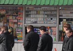 Киевские власти решили демонтировать 1300 киосков