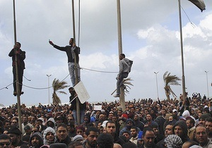 Ливийские власти призывают повстанцев к переговорам