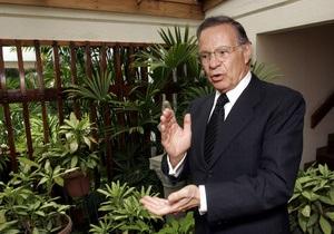 Бывший президент Коста-Рики приговорен к пяти годам тюрьмы за взятку
