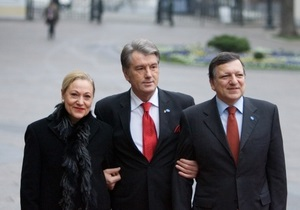 Ъ: Виктор Ющенко проиграл перебои