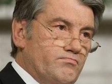 Ющенко грозит роспуском парламента