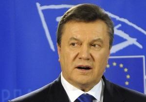 Янукович: Украина в течение 10 лет получит помощь от РФ в виде газа на сумму $40 млрд