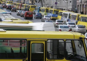 В Киеве в День Независимости изменят работу общественного транспорта