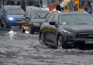 Какие улицы в Киеве может затопить - наводнение в Киеве -  Список улиц Киева, которые может подтопить в результате вероятного паводка