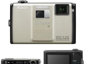 Nikon выпустит фотокамеру с проектором