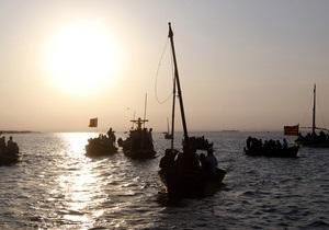 У испанского побережья задержана лодка с 17 тоннами гашиша