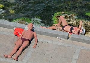 К концу недели в Украину вернется жара