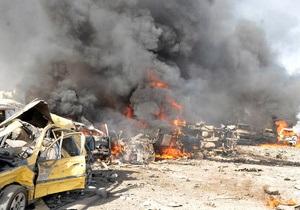 Повстанцы, вернувшиеся в район Хомса, подверглись авиаудару