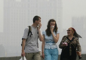 Москвичка подала в суд на мэрию, МЧС и Минздрав за смог