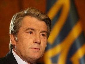 Ющенко желает евреям счастья по случаю Песаха