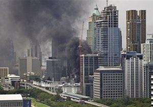 В Бангкоке введен комендантский час
