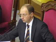 Яценюк не слышал от Ющенко ничего о досрочных выборах