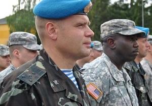 Во Львовской области стартовали военные учения с участием 15 стран