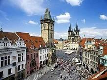 В Праге Новый год встретят свыше 100 тысяч туристов