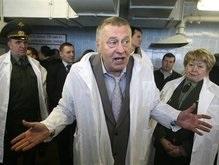 Жириновский потратил на выборы больше всех