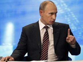 Путин: Россия преодолела пик экономического кризиса