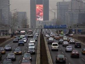 Около 40 человек пострадали в результате ДТП в Китае