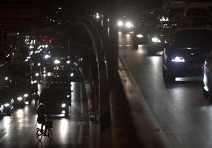 В Болгарии водителям придется ездить с включенными фарами круглый год