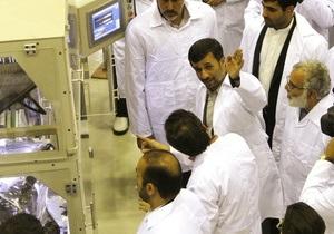 Говорит и показывает Тегеран. Ахмадинеджад загрузил в ядерный реактор топливные стержни, обогащенные до 20%