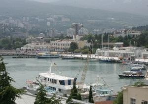 В Ялте проходят съемки первой крымской комедии