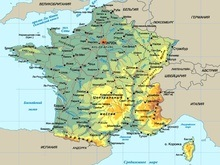 Землетрясение произошло во Франции