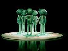 В арт-центре Пинчука можно будет увидеть инопланетян