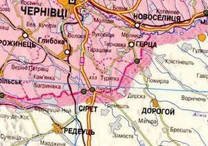 На Буковине ограничили движение через украинско-румынскую границу
