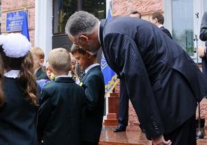 Табачник рассчитывает на открытие украиноязычной школы в Москве