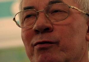 Азаров пообещал, что новый Налоговый кодекс вступит в силу в 2011 году