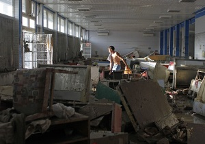 Число разрушенных домов в Крымске превысило 1,3 тысячи - власти