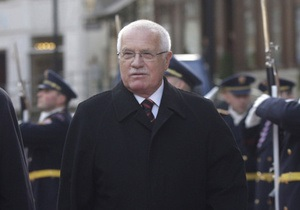 Начальник охраны президента Чехии после инцидента со стрельбой подал в отставку