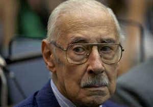 Умер бывший аргентинский диктатор