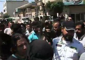Сирийские повстанцы насаждают шариат - репортаж