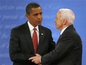 Обама встретится с Маккейном
