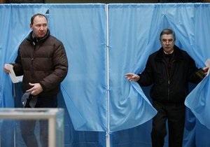 Власти хотят оборудовать избирательные участки видеокамерами. На это потратят 1 млрд грн
