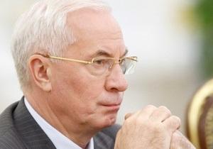 Азаров заверил, что Янукович не отправит его  правительство реформаторов  в отставку