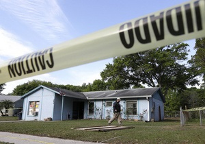 В США прекращены поиски человека, исчезнувшего в результате провала земли под его домом