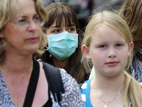 За неделю свиным гриппом заразились более 100 тысяч британцев