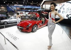 СМИ: Китай станет крупнейшим покупателем автомобилей Mercedes-Benz