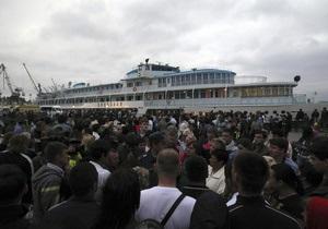 Пассажирским судам типа Булгарии временно запретили заходить в водохранилища