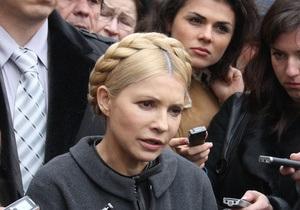 Тимошенко связывает встречу Онопенко и Януковича с освобождением Корнийчука