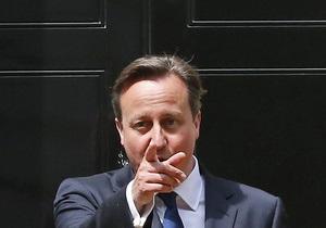 Кэмерон заявил, что Британия с восторгом ждет появления наследника престола