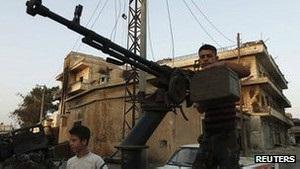 ООН сообщает, что в Сирии ужесточаются бои