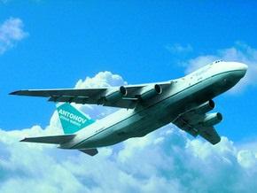 Ан-124 нарушил воздушное пространство Индии и сел в аэропорту Мумбаи