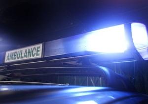 В Одессе машина скорой помощи перевернулась и врезалась в две иномарки